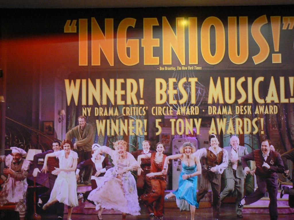 Broadway, Nova York