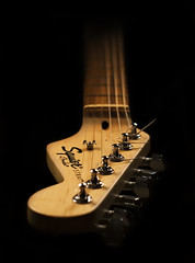 Fender Guitar (AndrewProPhotos) Tags: music slr electric guitar sony guitarra january fender instrument strings musicalinstrument dslr strat squire 2009 stratocaster fenderstratocaster chitarra a100 gitarre guitare electricguitar gitaar elettrico  elektrisch lectrique eltrico guitarstrings  fenderstrat     fendersquire guitarraelctrica sonya100 sonyalpha chitarraelettrica guitarraeltrica undercoversi sonyslr guitarelectrique amantesdelamsica  simonandrew  guitarnuts  elektrischegitaar elektrischegitarre