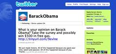 Obama Phished?