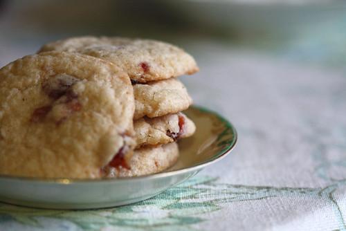 Cherry Jam Cookies | Joy the Baker