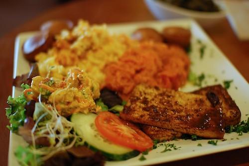 Vegan lunch @ Stuff I Eat