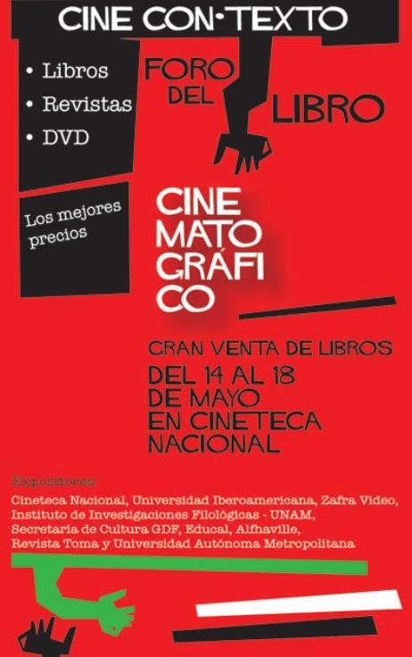 Cine con-texto, cineteca - cartel