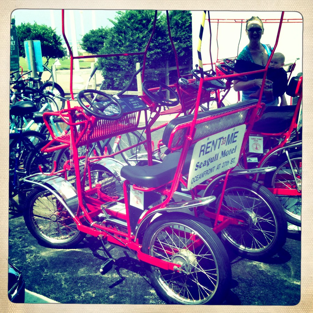 A Bicycle Built for Four