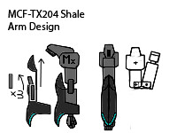 MCF-TX204 Shale & MCF-AX105 Blue Demon Mechanic Files 5180362351_2e076ae2d4_m