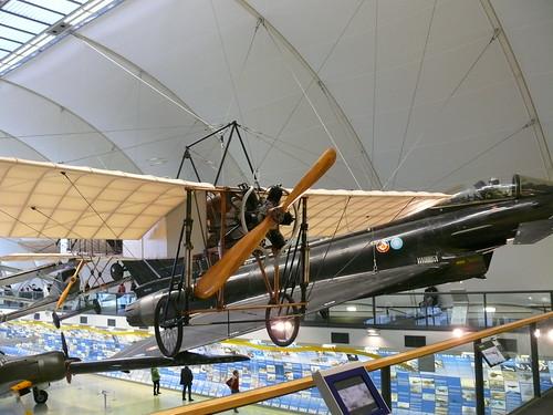 Blériot XI Aircraft History