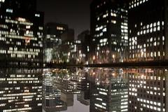 Reflections of Reality (Bryan Nabong) Tags: city reflection japan tokyo