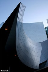 Dare (Nanda Prado) Tags: california architecture frank hall los concert angeles gehry disney walt