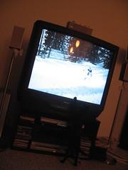 Chauncey loves snowboarder chicks