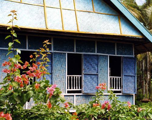 1998 Blue Cottage