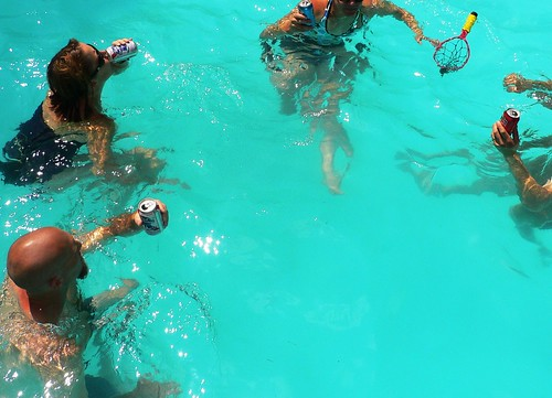 Second Annual Beer Olympics: Aquatic Version