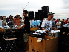 """""""GODFATHER SUMMER TOUR 2007 #"""" & """"Traks Boys  Release Party"""" !!!!!! (kanamedia) Tags: party summer boys tour crystal release dk sound godfather 2007 traks ndk k404 mixrooffice"""