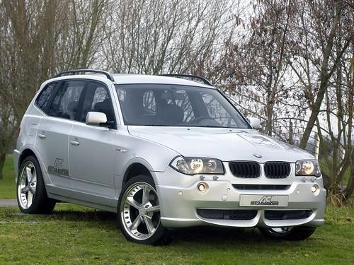2007 AC Schnitzer ACS3 3-Series E93 Cabrio