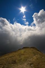 Nuvole sul crinale [Clouds over the ridge]