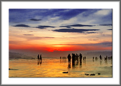 Golden Beach Karachi (Re-post) - by AHMED...