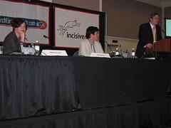 Kevin Ryan, Brad Berens and Rebecca Lieb