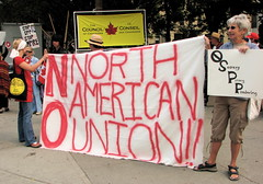 "Photo: ""No North American Union!!"""