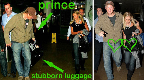 prince harry and girlfriend. Prince Harry and Chelsy Davy