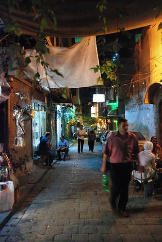Damascus, Sarouja