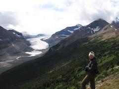 Laura Saskatchewan Glacier (maural) Tags: jasper glaciers banff icefieldsparkway