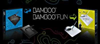 Wacom Bamboo