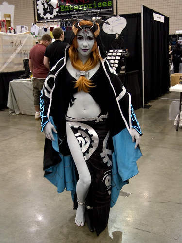 Midna's True Form - a photo on Flickriver