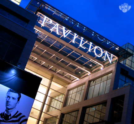 The Grand Pavilion Entrance