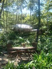 園中兩人世界 (amyjccd) Tags: 6號花園 景觀餐廳  新竹尖石