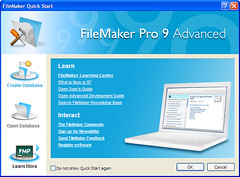 File Maker Pro Quick Start