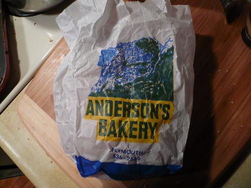 Anderson's Bag