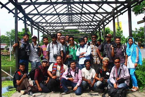SB Mashik Vromon June 2010 / Shudhui Bangla Monthly Photography Trip June 2010 [Srinagar-Mawa, Munsigonj]