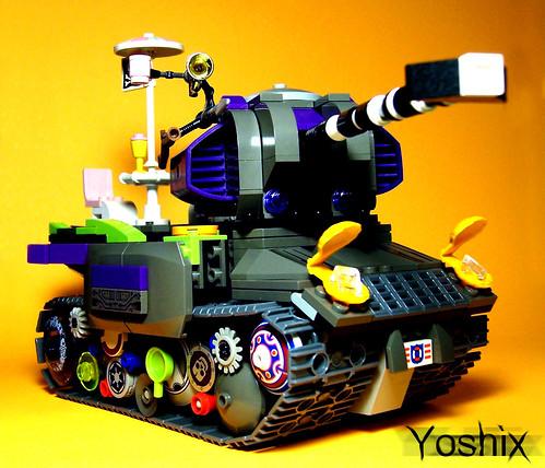 Tank Girl's Tank