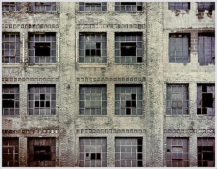תיאורית החלון השבור - בניין מגורים
