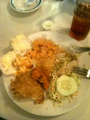 Mrs Wilkes my plate