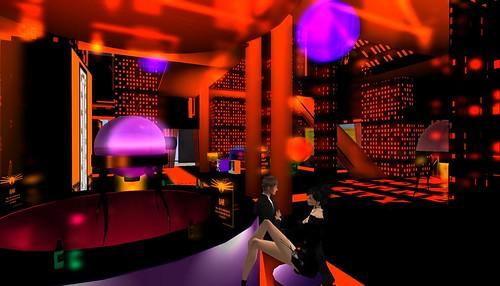 BURN2 : cyber lounge