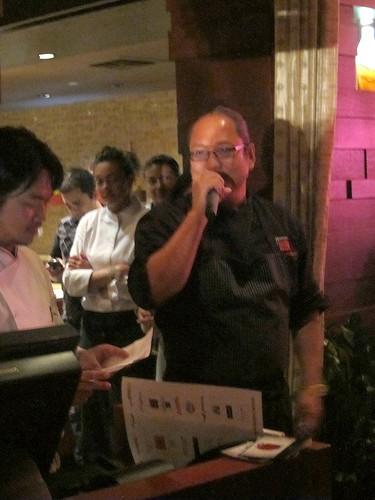 Morimoto Karaokeing