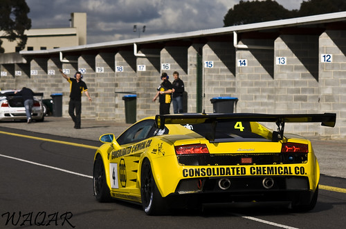 Lamborghini Gallardo LP560 GT3