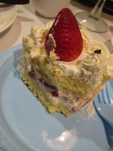 Strawberry Cake!!!