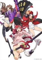 Hyakka Ryouran Samurai Girls
