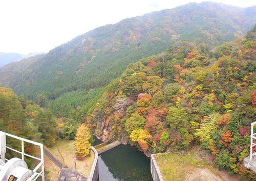 黒木ダムからの眺め #2