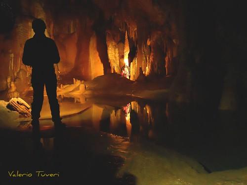 Grotta di Su Palu, il salone di Alta Loma (Su Palu caves, salon Alta Loma)