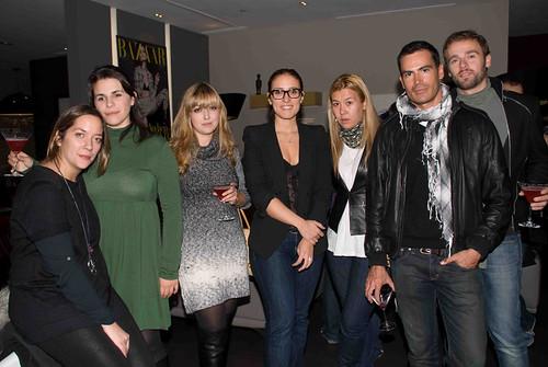 Presentación de la colección de  Jean Paul Gaultier para Roche Bobois