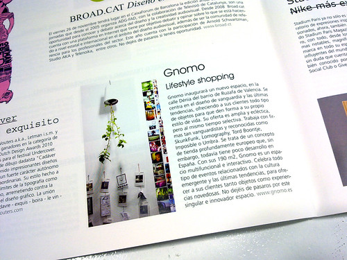 101100 Oci Magazine - Gnomo lifestyle shopping