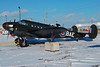 C-GZCE (BAE) (Steelhead 2010) Tags: beechcraft b18 canadianwarplaneheritagemuseum yhm creg cwhm cgzce