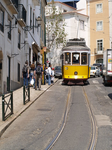 Lisboa - R. do Limoeiro