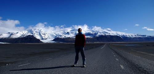 La majestuosidad imponente del Vatnajökull. Por Islandia (10)