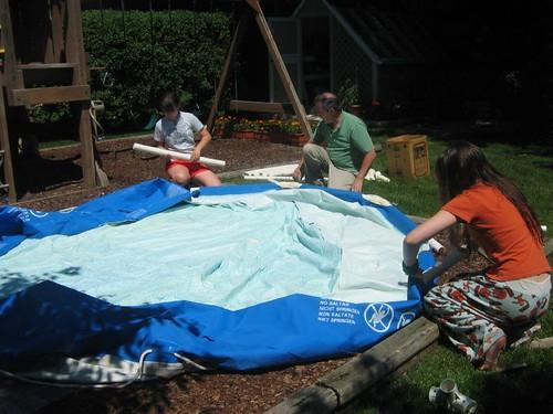 Assembling the Pool