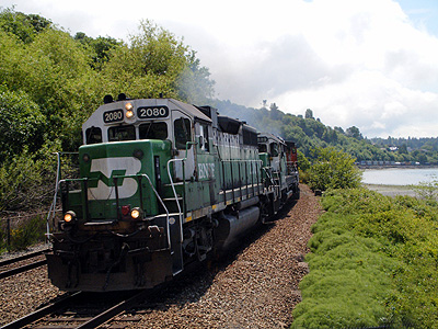 BNSF 2080