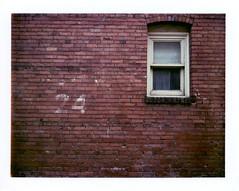 twenty-four (bigbuckaroo) Tags: polaroid model180 669film inportland awall
