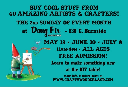Crafty Wonderland summer!