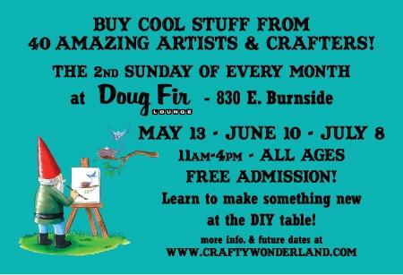 Crafty Wonderland summer!